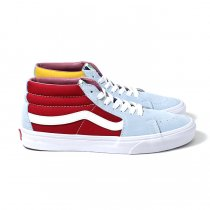 VANS / Sunshine Sk8-Mid - Multi ヴァンズ スケートミッド サンシャイン マルチカラー VN0A3WM3WNY<img class='new_mark_img2' src='https://img.shop-pro.jp/img/new/icons20.gif' style='border:none;display:inline;margin:0px;padding:0px;width:auto;' />