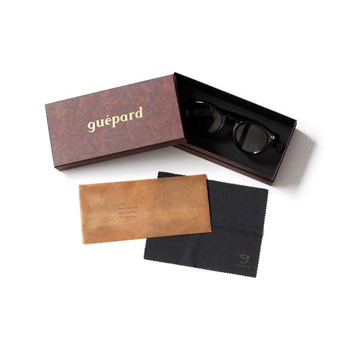 151281502 guepard / 2020SS - Black ブラウンレンズ 02