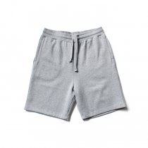 BEIMAR / Basic Fleece Short FS300 スウェットショーツ - Heather Grey<img class='new_mark_img2' src='https://img.shop-pro.jp/img/new/icons47.gif' style='border:none;display:inline;margin:0px;padding:0px;width:auto;' />