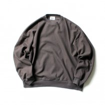 blurhms ROOTSTOCK / Rough & Smooth Thermal P/O Loose Fit - Dark Grey ROOTS-RKAW19002F20<img class='new_mark_img2' src='https://img.shop-pro.jp/img/new/icons20.gif' style='border:none;display:inline;margin:0px;padding:0px;width:auto;' />