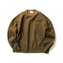 blurhms ROOTSTOCK / Rough & Smooth Thermal P/O Loose Fit - Khaki Brown ROOTS-RKAW19002F20<img class='new_mark_img2' src='https://img.shop-pro.jp/img/new/icons47.gif' style='border:none;display:inline;margin:0px;padding:0px;width:auto;' />