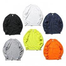 GILDAN / 2410 6.0oz Ultra Cotton Long Sleeve Pocket T-Shirt ウルトラコットン長袖ポケットTシャツ - 全6色