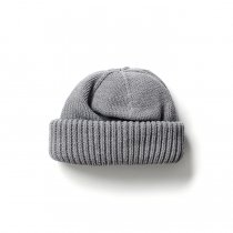 crepuscule / Knit cap 2003-017 Gray ニットキャップ グレー<img class='new_mark_img2' src='https://img.shop-pro.jp/img/new/icons47.gif' style='border:none;display:inline;margin:0px;padding:0px;width:auto;' />