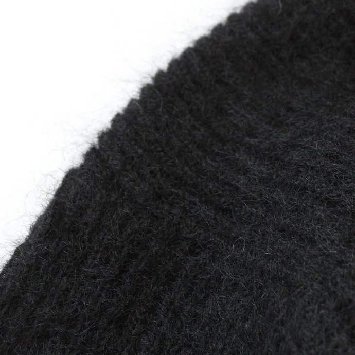 153755142 blurhms ROOTSTOCK / Kid Mohair Alpaca Wool Knit P/O - Black ROOTS-RKAW19AW036F20<img class='new_mark_img2' src='https://img.shop-pro.jp/img/new/icons20.gif' style='border:none;display:inline;margin:0px;padding:0px;width:auto;' /> 02