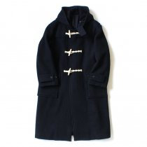 blurhms ROOTSTOCK / Wool Melton Duffle Coat - Navy ROOTS-F202<img class='new_mark_img2' src='https://img.shop-pro.jp/img/new/icons47.gif' style='border:none;display:inline;margin:0px;padding:0px;width:auto;' />