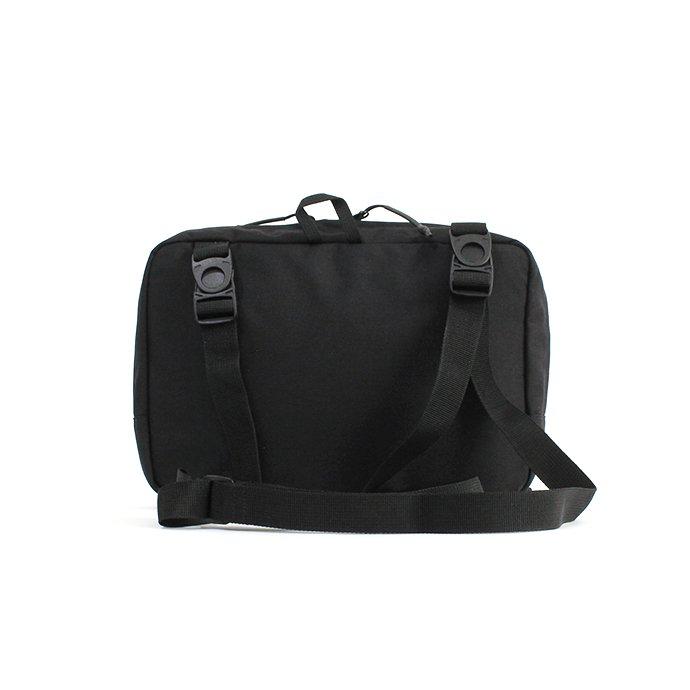 153795930 BAICYCLON by bagjack / BCL-04 - Black バイシクロンバイバッグジャック ミニショルダーバッグ ブラック 02