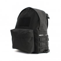 bagjack / NXL Daypack M Molle/Velcro Patch - Black バッグジャック ネクストレベル デイパック Mサイズ ブラック<img class='new_mark_img2' src='https://img.shop-pro.jp/img/new/icons47.gif' style='border:none;display:inline;margin:0px;padding:0px;width:auto;' />