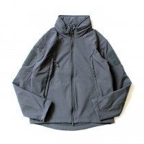 SBB by CONDOR / Element Soft Shell Jacket - Graphite エレメントソフトシェルジャケット グラファイト<img class='new_mark_img2' src='https://img.shop-pro.jp/img/new/icons20.gif' style='border:none;display:inline;margin:0px;padding:0px;width:auto;' />