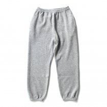 CRESPI / Lambswool/Cotton Pants - Grey ラムズウールコットン カットソーパンツ グレー<img class='new_mark_img2' src='https://img.shop-pro.jp/img/new/icons47.gif' style='border:none;display:inline;margin:0px;padding:0px;width:auto;' />