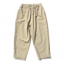 Powderhorn Mountaineering / P.H. M. Easy Pants ストレッチナイロンイージーパンツ PH20FW-003 - Beige