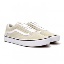 VANS / Suede ComfyCush Old Skool - Oatmeal ヴァンズ スウェードコンフィークッシュオールドスクール オートミール VN0A3WMA2QQ<img class='new_mark_img2' src='https://img.shop-pro.jp/img/new/icons20.gif' style='border:none;display:inline;margin:0px;padding:0px;width:auto;' />