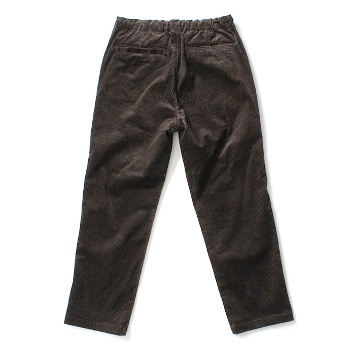 155064693 STILL BY HAND / PT02204 コーデュロイ イージーパンツ - Brown<img class='new_mark_img2' src='https://img.shop-pro.jp/img/new/icons20.gif' style='border:none;display:inline;margin:0px;padding:0px;width:auto;' /> 02