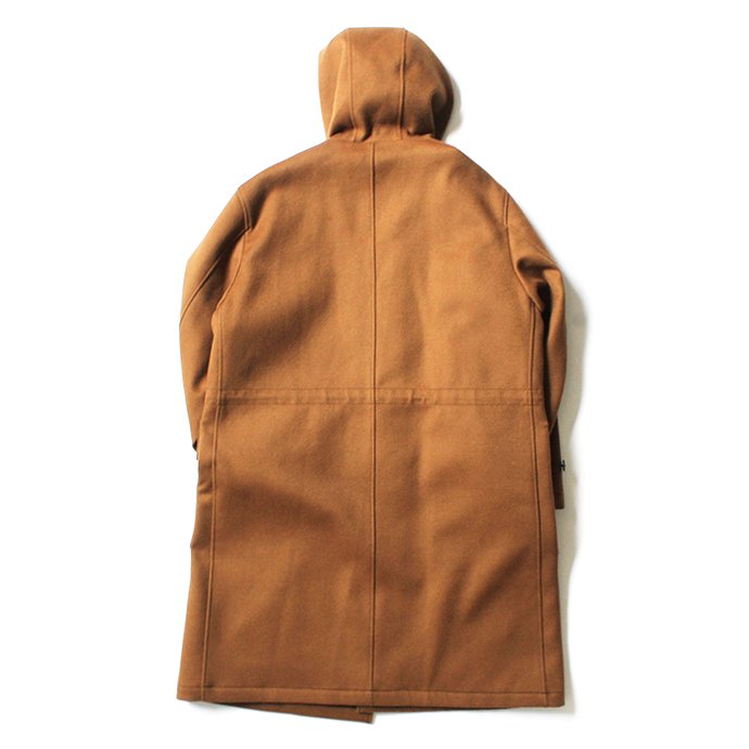 155238163 STILL BY HAND / CO02204 ダッフルコート - Tabacco 02