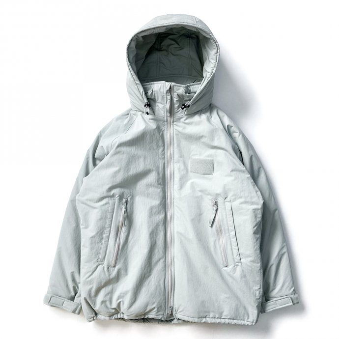 O-(オー)/ SLEEPY PARKA O-W-15 - Space Gray