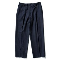 CEASTERS / 1P Trousers - Navy ワンタックウールパンツ ネイビー CT20F-TR02<img class='new_mark_img2' src='https://img.shop-pro.jp/img/new/icons20.gif' style='border:none;display:inline;margin:0px;padding:0px;width:auto;' />