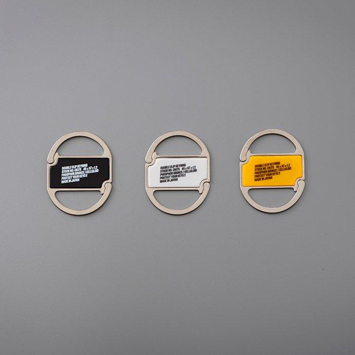 156186397 CANDY DESIGN & WORKS / Oregon CK-17S クリップキーリング - Orange 02