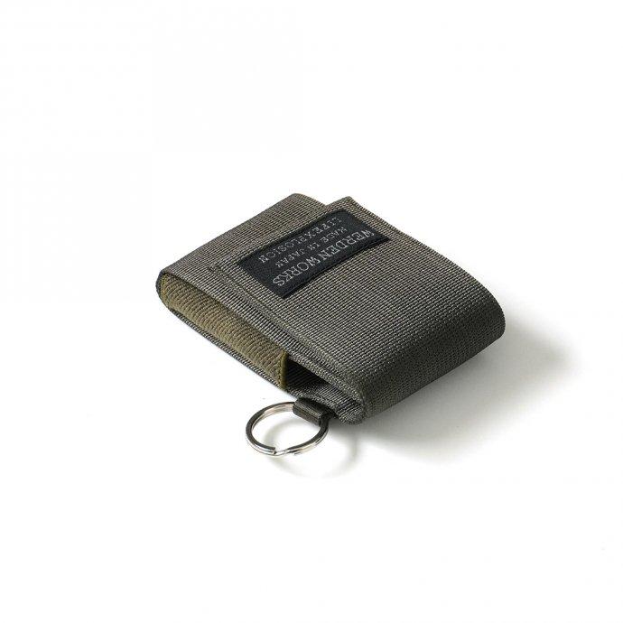 156800498 WERDENWORKS / KEY CASE TYPE 3 KC003 - Olive キーケース タイプ3 オリーブ 02