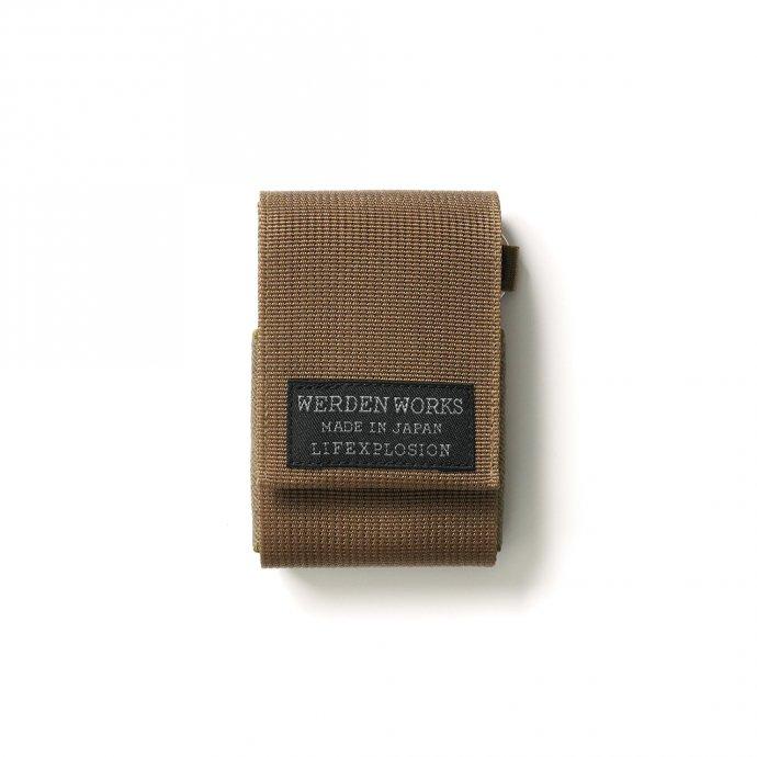 156800533 WERDENWORKS / KEY CASE TYPE 3 KC003 - Sand 01