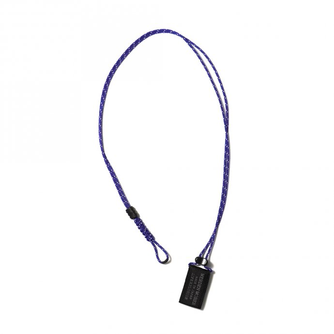 156801609 WERDENWORKS / GLASSES LOOP GL001 - Blue/White<img class='new_mark_img2' src='https://img.shop-pro.jp/img/new/icons47.gif' style='border:none;display:inline;margin:0px;padding:0px;width:auto;' /> 01