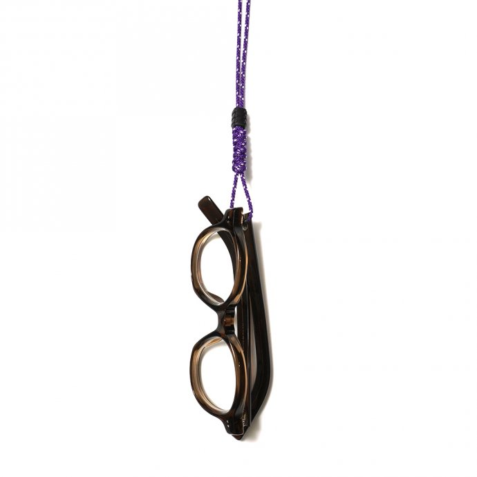 156801624 WERDENWORKS / GLASSES LOOP GL001 - Purple/White 02