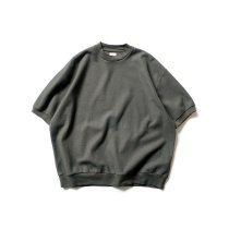 blurhms ROOTSTOCK / Rough & Smooth Thermal Pullover S/S - KhakiGrey ROOTS2102