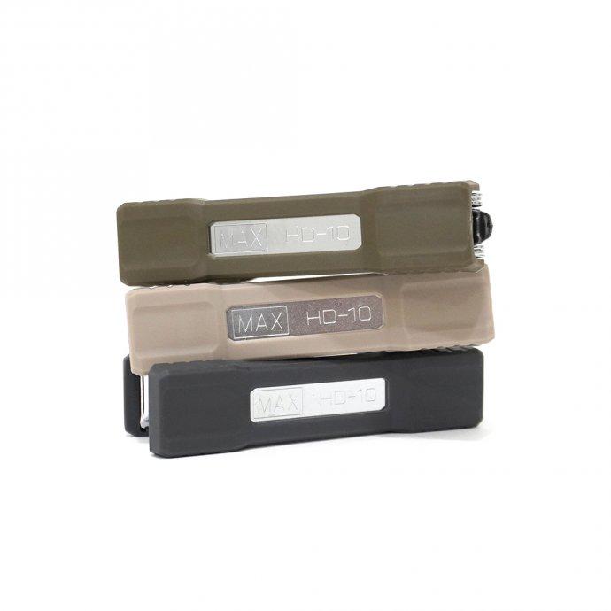 157573688 MAX / ギア系ホッチキス HD-10G チャコールグレー 02