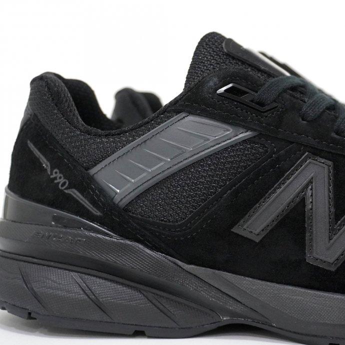 157851371 New Balance ニューバランス / M990v5 ブラック M990BB5 Made in the USA 02