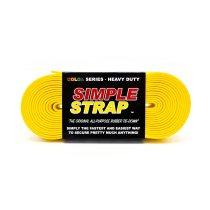 SIMPLE STRAP / Heavy Duty - Yellow シンプルストラップ ヘビーデューティ イエロー
