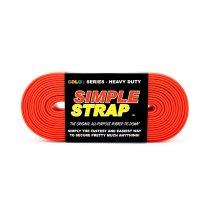 SIMPLE STRAP / Heavy Duty - Red シンプルストラップ ヘビーデューティ レッド