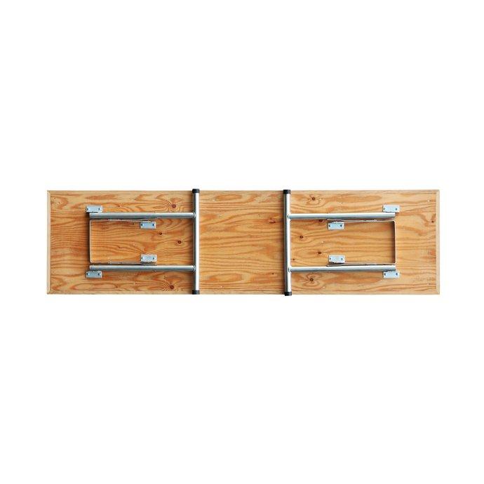 158644375 EBCO / Bench Legs ベンチレッグス BLS-14 02