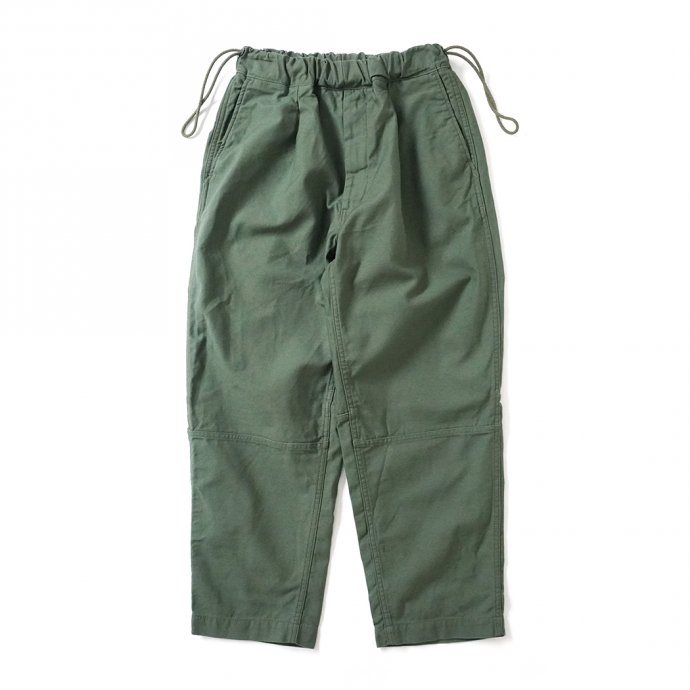 159635007 Hexico / Deformer Drawstring Pant Ex. U.S. Military Bags Barracks Deadstock ランドリーバッグリメイクパンツ - サイズ1<img class='new_mark_img2' src='https://img.shop-pro.jp/img/new/icons47.gif' style='border:none;display:inline;margin:0px;padding:0px;width:auto;' /> 01