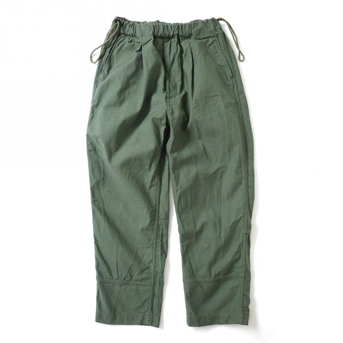 159647728 Hexico / Deformer Drawstring Pant Ex. U.S. Military Bags Barracks Deadstock ランドリーバッグリメイクパンツ - サイズ2-1<img class='new_mark_img2' src='https://img.shop-pro.jp/img/new/icons47.gif' style='border:none;display:inline;margin:0px;padding:0px;width:auto;' /> 01