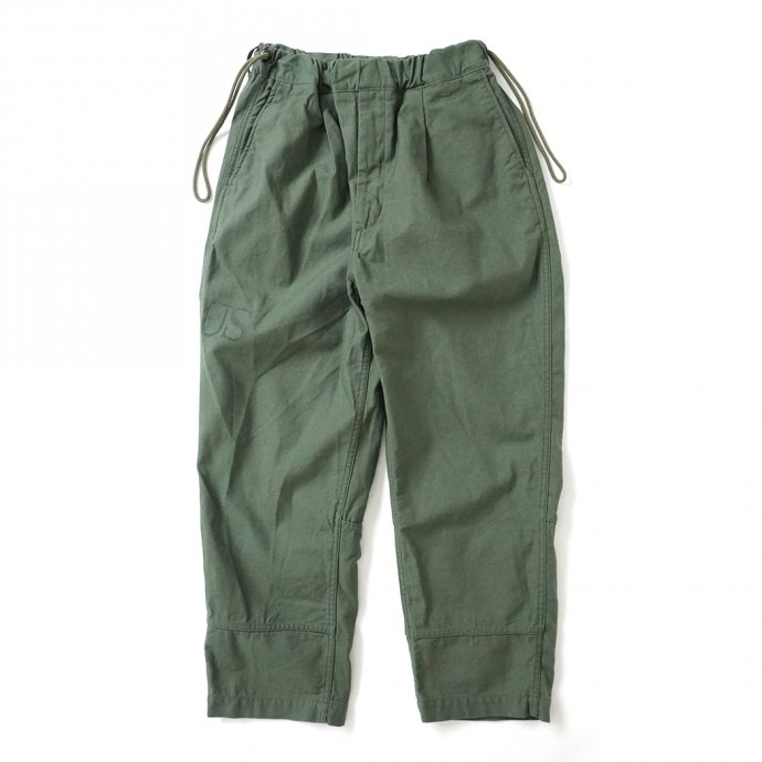 159647941 Hexico / Deformer Drawstring Pant Ex. U.S. Military Bags Barracks Deadstock ランドリーバッグリメイクパンツ - サイズ2-2<img class='new_mark_img2' src='https://img.shop-pro.jp/img/new/icons47.gif' style='border:none;display:inline;margin:0px;padding:0px;width:auto;' /> 01
