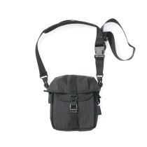 bagjack / HNTR Pack OVRV (Traveller Bag) - Grid Grey バッグジャック ショルダーバッグ グリッドグレー