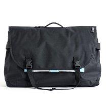 bagjack / Alleycat OVRV - Multi バッグジャック メッセンジャーバッグ XL ブラック