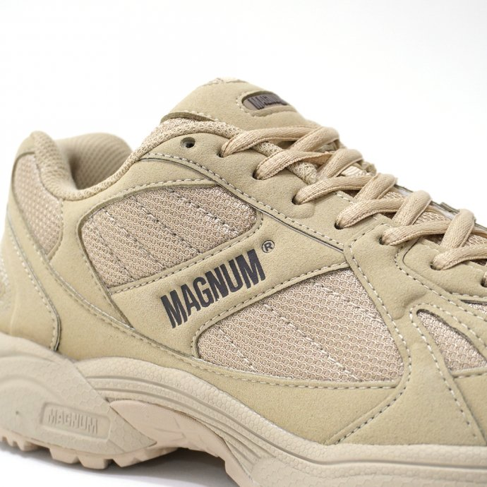 159989573 MAGNUM / U.S.T. - Desert Tan マグナム ユニフォームサービストレーナー デザートタン 02