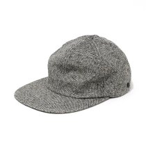 O-(オー)/ HEATHER CAP 21S-16 - Heather Black<img class='new_mark_img2' src='https://img.shop-pro.jp/img/new/icons47.gif' style='border:none;display:inline;margin:0px;padding:0px;width:auto;' />