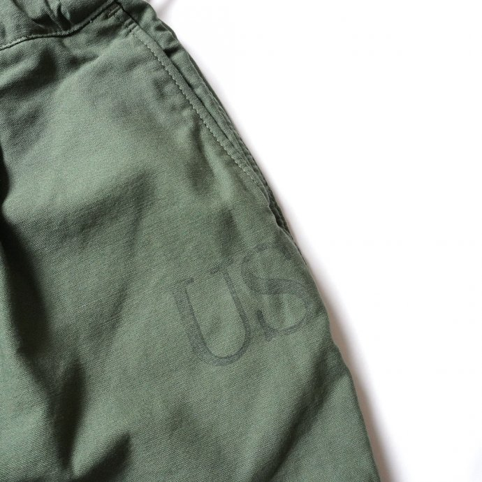 160481797 Hexico / Deformer Drawstring Short Pant Ex. U.S. Military Bags Barracks Deadstock リメイクショーツ - サイズ1-01<img class='new_mark_img2' src='https://img.shop-pro.jp/img/new/icons47.gif' style='border:none;display:inline;margin:0px;padding:0px;width:auto;' /> 02
