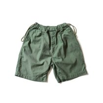 Hexico / Deformer Drawstring Short Pant Ex. U.S. Military Bags Barracks Deadstock リメイクショーツ - サイズ1-01