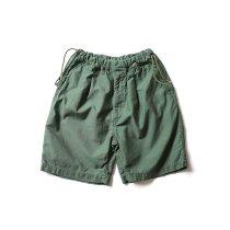 Hexico / Deformer Drawstring Short Pant Ex. U.S. Military Bags Barracks Deadstock リメイクショーツ - サイズ2-05