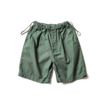 Hexico / Deformer Drawstring Short Pant Ex. U.S. Military Bags Barracks Deadstock リメイクショーツ - サイズ2-06