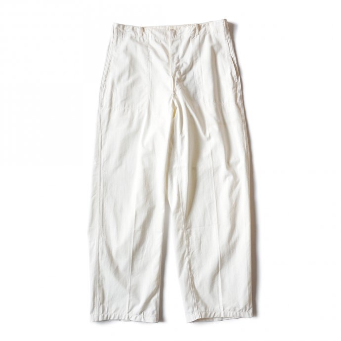 161357809 Deadstock Czech Military Work Pants チェコ軍 / デッドストック ワークパンツ ホワイト - 01<img class='new_mark_img2' src='https://img.shop-pro.jp/img/new/icons47.gif' style='border:none;display:inline;margin:0px;padding:0px;width:auto;' /> 01