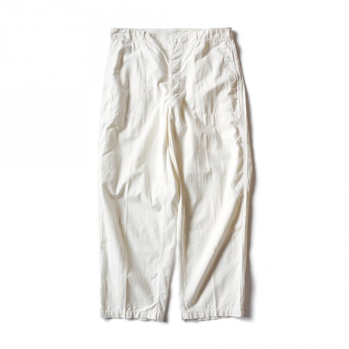 161357825 Deadstock Czech Military Work Pants チェコ軍 / デッドストック ワークパンツ ホワイト - 02<img class='new_mark_img2' src='https://img.shop-pro.jp/img/new/icons47.gif' style='border:none;display:inline;margin:0px;padding:0px;width:auto;' /> 01