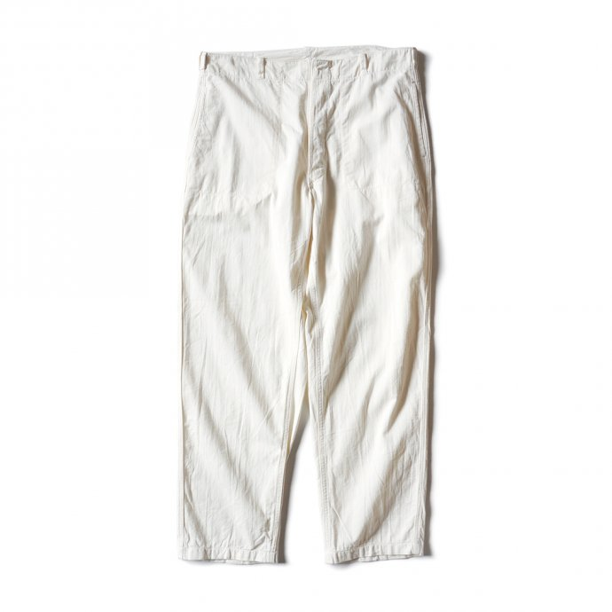 161357832 Deadstock Czech Military Work Pants チェコ軍 / デッドストック ワークパンツ ホワイト - 03<img class='new_mark_img2' src='https://img.shop-pro.jp/img/new/icons47.gif' style='border:none;display:inline;margin:0px;padding:0px;width:auto;' /> 01