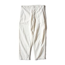 Deadstock Czech Military Work Pants チェコ軍 / デッドストック ワークパンツ ホワイト - 03<img class='new_mark_img2' src='https://img.shop-pro.jp/img/new/icons47.gif' style='border:none;display:inline;margin:0px;padding:0px;width:auto;' />