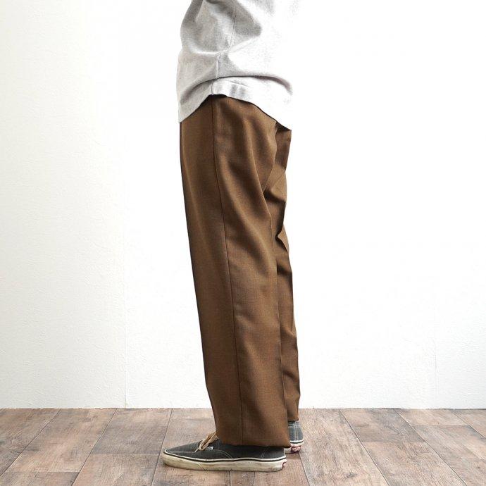 161357931 Deadstock British Army Barrack Dress Trousers イギリス軍 / デッドストック ドレストラウザーズ ブラウン 02