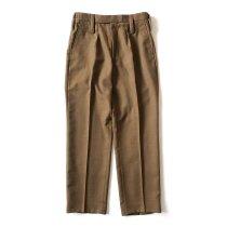 Deadstock British Army Barrack Dress Trousers イギリス軍 / デッドストック ドレストラウザーズ ブラウン