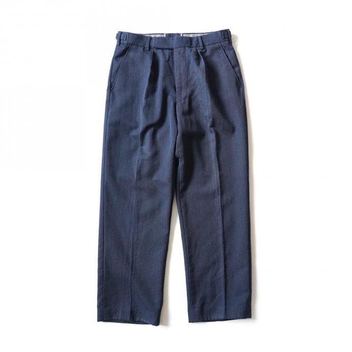 161358072 Used RAF No.2 Dress Trousers イギリス空軍 / ロイヤルエアフォースドレストラウザーズ ネイビー 01