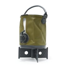 Sorcit / Colapz Collapsible Water Carrier & Bucket 2 in 1 Kit - Olive コラプズ コラプシブルバケツ/ウォーターディスペンサー<img class='new_mark_img2' src='https://img.shop-pro.jp/img/new/icons47.gif' style='border:none;display:inline;margin:0px;padding:0px;width:auto;' />