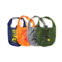 FOOD FORCE OREGON Official Eco Bag - Sサイズ エコバッグ 全4色